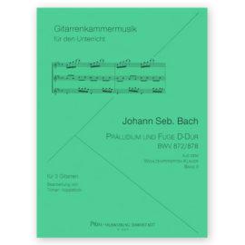 Tilman Hoppstock Johann Sebastian Bach 872 - 878