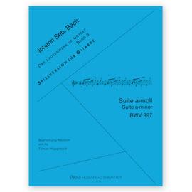 Tilman Hoppstock Johann Sebastian Bach Lute Suite 997