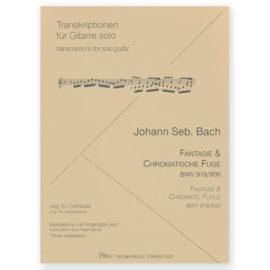 Tilman Hoppstock BWV 919-906