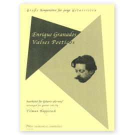 Tilman Hoppstock Enrique Granados Valses Poéticos