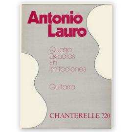 sheetmusic-lauro-quatro-estudios-imitaciones