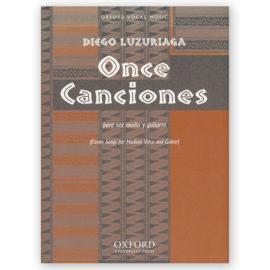 sheetmusic-luzuriaga-once-canciones