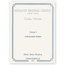 sheetmusic-mertz-vol-1