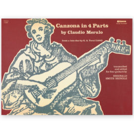 sheetmusic-merulo-canzona-in-4-parts-brindle