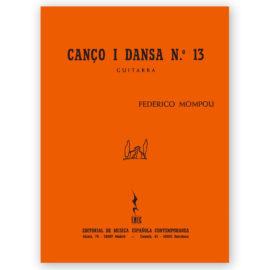 sheetmusic-mompou-canco dansa