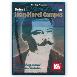Juan Morel Campos Select Danzas of Juan Morel Campos Elias Barreiro