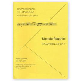 Niccolo Paganini 4 Capricen