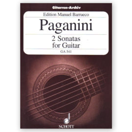 sheetmusic-paganini-barrueco-2-sonatas