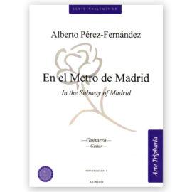 sheetmusic-perez-fernandez-metro-madrid-subway