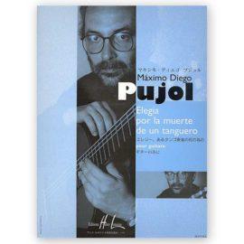 Máximo Diego Pujol Elegía por la muerte de un tanguero