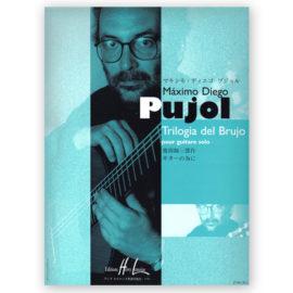 Máximo Diego Pujol Trilogía del Brujo