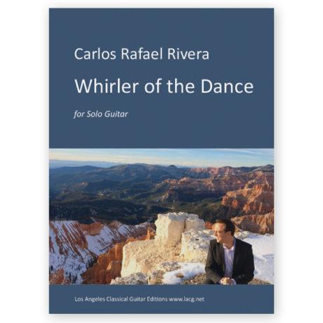 carlos rafael rivera-whirler of the dance