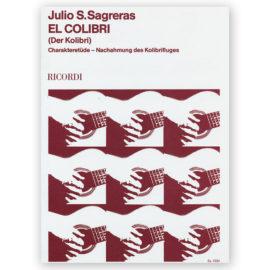 sheetmusic-sagreras-el-colibri