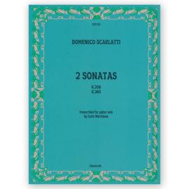sheetmusic-scarlatti-2-sonatas-marchione