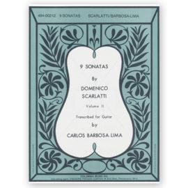 sheetmusic-scarlatti-9-sonatas-vol-2-barbosa