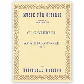 sheetmusic-scheidler-sonata-in-c-scheit