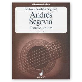 sheetmusic-segovia-estudio-sin-luz
