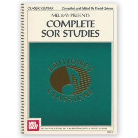 Fernando Sor David Grimes Complete Sor Studies