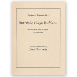 sorroche plays rubiano
