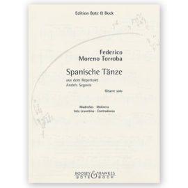 sheetmusic-torroba-segovia-spanische-tanze