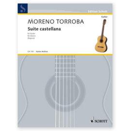 Moreno torroba suite castellana
