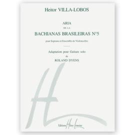 sheetmusic-villalobos-dyens-aria-bachianas