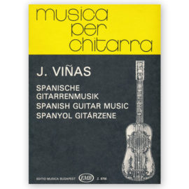 sheetmusic-vinas-spanish-guitar-music