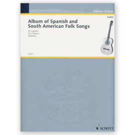 sheetmusic-williams-album-spanish-folksongs