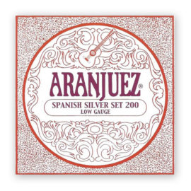Aranjuez 200 Classical Guitar Strings