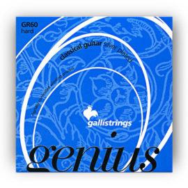 Galli Genius GR60 Hard Classical Guitar Strings