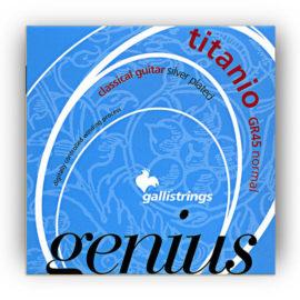 Galli Titanio GR45 Normal Classical Guitar Strings