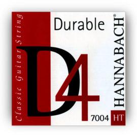 Hannabach 7004 Durable D4 High Classical Guitar Strings