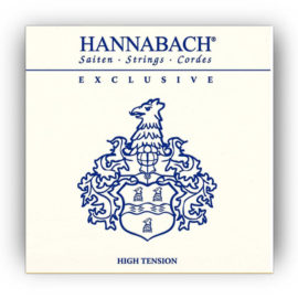 Hannabach Exclusive High Classical Guitar Strings