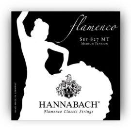 Hannabach Flamenco 827 Medium Classical Guitar Strings