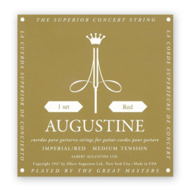 Augustine Imperial Red Classical Guitar Strings