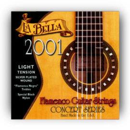 La Bella 2001 Light Flamenco Guitar Strings