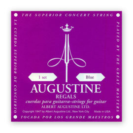 Augustine Regals Blue Classical Guitar Strings