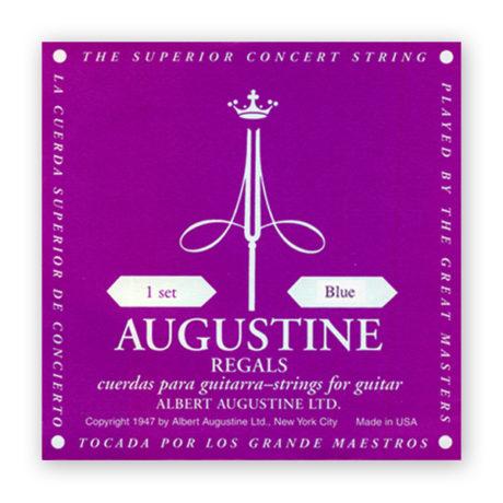 Augustine Regals Blue Classical Guitar Strings