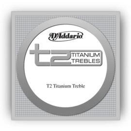 daddario titanium trebles