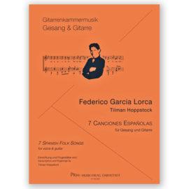 Federico Garcia Lorca - Tilman Hoppstock