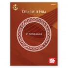 Falla, Manuel De. Definitive de Falla Book/CD Set
