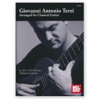 Terzi, Giovanni Antonio. Arranged for Classical Guitar. Ed. Gorbach