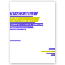 albeniz-pering-piezas-caracteristicas