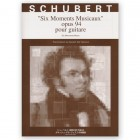 Schubert, Franz. Six Moments Musicaux Op. 94