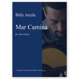 Billy Arcila Mar Camina