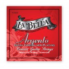 La Bella SMH Argento Extra Fine Silver Plating, Medium-Hard Tension