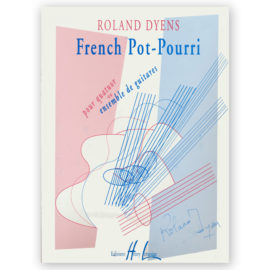sheetmusic-dyens-french-pot-pourri