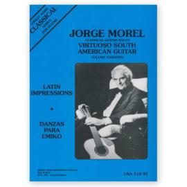 sheetmusic-morel-virtuoso-south-american-vol-13