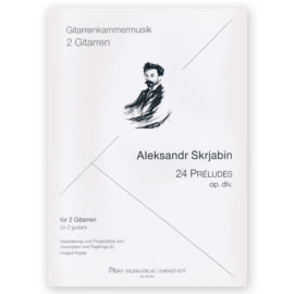 sheetmusic-skrjabin-24-preludes-pradel