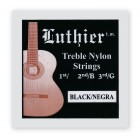 Luthier, Trebles (Black)